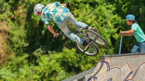 Skate, scoot, BMX competitions