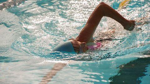 Swimming centres