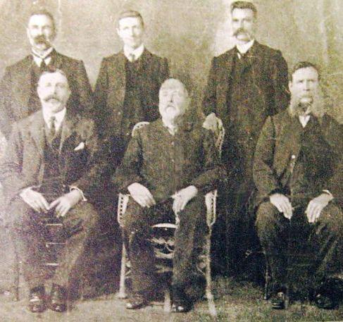 Eurobodalla first councillors in 1906