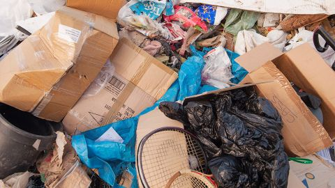 A - Z of recycling and waste disposal